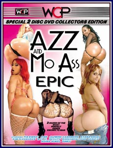 Azz And Mo Ass Epic Porn DVD
