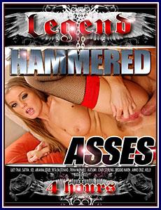 Hammered Asses Porn DVD