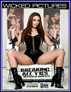 Breaking All Ties Porn DVD