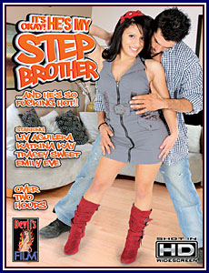 It's Okay! He's My Stepbrother Porn DVD