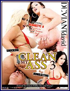 clean ass