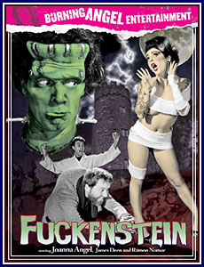 Fuckenstein Porn DVD