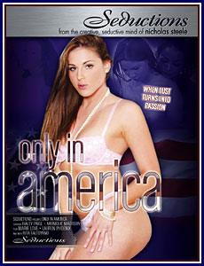 Only In America Porn DVD