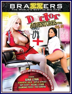 Doctor Adventures.com 12 Porn DVD