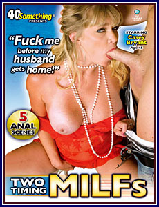 Two Timing MILFs Porn DVD