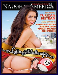 Latin Adultery 17 Porn DVD