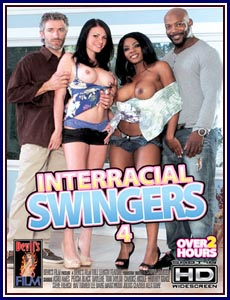 Interracial Swingers 4 Porn DVD