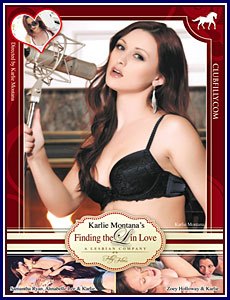 Karlie Montana's Finding the L in Love Porn DVD
