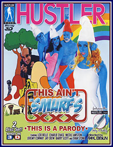 This Ain't the Smurfs XXX Porn DVD