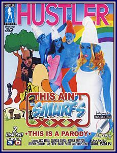 This Ain't the Smurfs XXX Porn DVD
