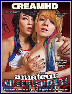 Amateur Cheerleaders Porn DVD