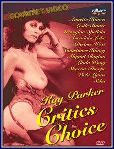 Critics Choice Porn DVD
