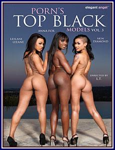 Porn's Top Black Models 3 Porn DVD