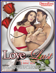 Love or Lust Porn DVD