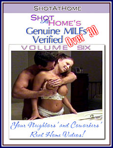 Genuine MILFs Verified Over 30 6 Porn DVD