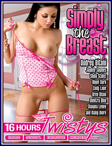 Simply the Breast Porn DVD