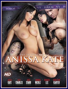 The Initiation of Anissa Kate Porn DVD