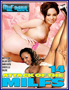 Attack of the MILFs 14 Porn DVD