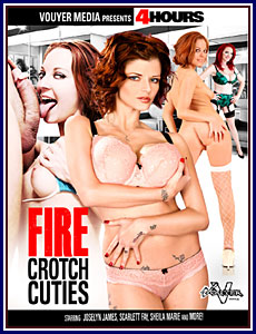 Fire Crotch Cuties Porn DVD