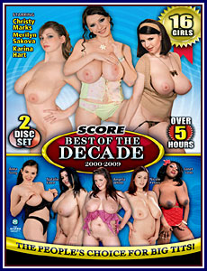 Best of The Decade Porn DVD