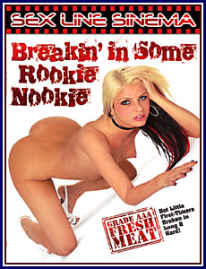 Breakin' In Some Rookie Nookie Porn DVD