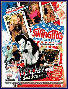 Swinging American Style: Texas Fuck'em Porn DVD