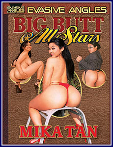 Big Butt All Stars Mika Tan Porn DVD