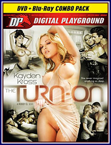 The Turn On Porn DVD