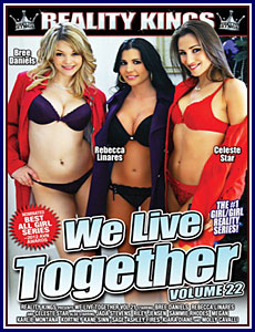 We Live Together.com 22 Porn DVD