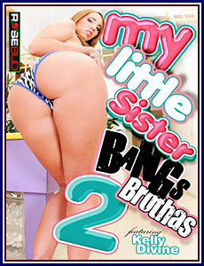 My Little Sister Bangs Brothas 2 Porn DVD