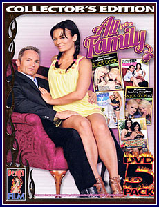 All In The Family 5 Pack Porn DVD