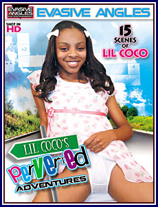 Lil Coco's Perverted Adventures Porn DVD
