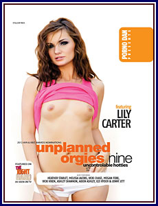 Unplanned Orgies and Gangbangs 9 Porn DVD