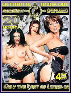 20 Hours Only The Best of Latinas 2 Porn DVD