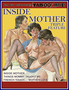 Inside Mother Triple Feature Porn DVD