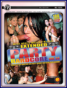 Party Hardcore 56 Porn DVD