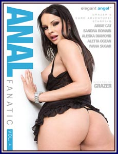 Anal Fanatic 4 Porn DVD