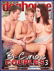 Bi-Curious Couples 3 Porn DVD