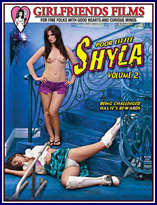 Poor Little Shyla 2 Porn DVD