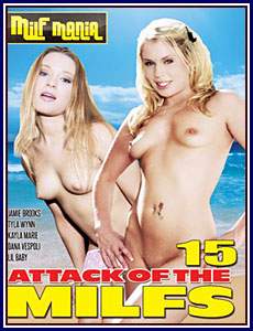 Attack of the MILFs 15 Porn DVD