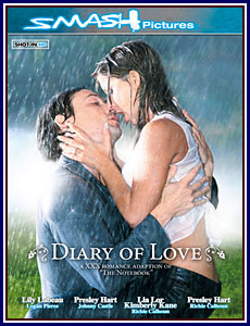 Diary of Love Porn DVD