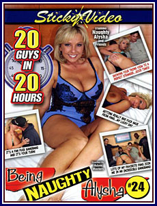 Being Naughty Alysha 24 Porn DVD