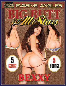 Big Butt All Stars Bexxy Porn DVD