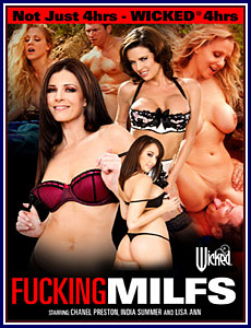 Fucking MILFs Porn DVD