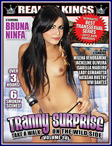 Tranny Surprise 24 Porn DVD