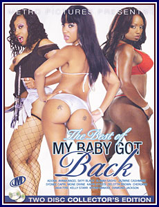 The Best of My Baby Got Back Porn DVD
