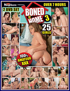Boned At Home 3 Porn DVD