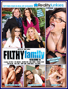 Filthy Family 6 Porn DVD