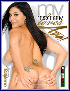 My Mommy Loves Anal Porn DVD