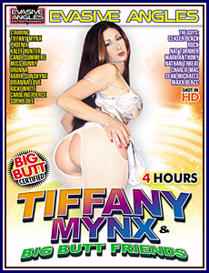 Tiffany Mynx and Big Butt Friends Porn DVD